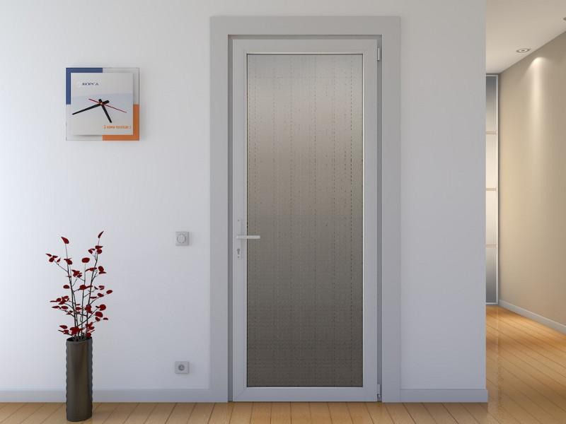 Металлопластиковые межкомнатные двери REHAU Euro Design-60. Купить ...