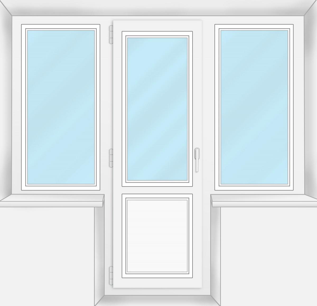 Все что нужно знать про балконный блок и окна на балкон. выб.
