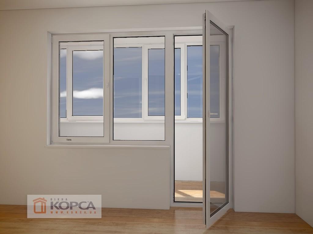 Как правильно выбрать окна на балкон? выбор остекления балко.