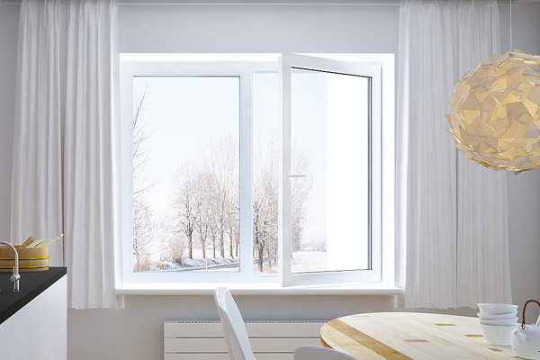 Стандартные пластиковые окна в домах и квартирах - советы покупателям