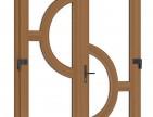 """Двери """"Інь-Янь"""""""
