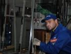 Наполнение камер стеклопакета инертным газом