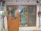 Купить металлопластиковые двери в Бершади