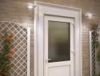 Купити металопластикові вікна rehau в Глухові
