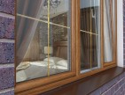 Шпроси - декоративні металеві вставки між стекол