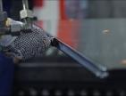 Нанесення герметику на склопакет