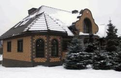 Дом гуцула в лесу