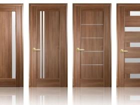 Колекції дверних полотен, покритих папером з фініш-ефектом