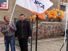 Открытие офиса ТМ КОРСА в Коломые