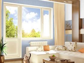 правила вибору - балконний блок і вікна на балкон