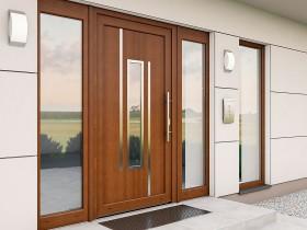 Декор-панелі для вхідних дверей