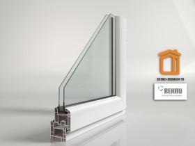 вікна рехау євро дизайн 70