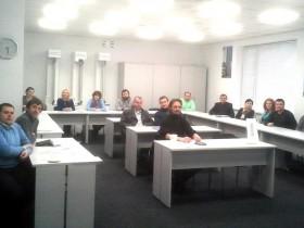 Окна КОРСА на семинаре Монтаж оконных и дверных конструкций из систем REHAU