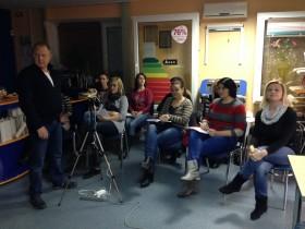 Учебный семинар по слайдинговым системам для ТМ КОРСА