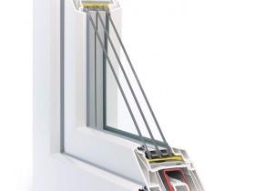 металопластикові двері з профілю Сінего