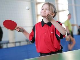 Відкритий Чемпіонат Вінницької області з настільного тенісу