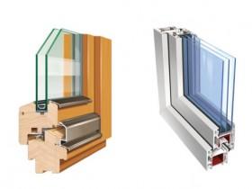 Металопластикові або дерев'яні, які вікна краще?