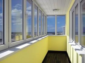 Ремонт балкону та лоджії