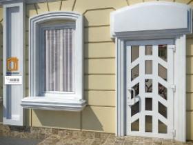 нестандартні пластикові вікна