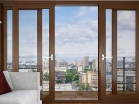 Розсувні вікна на балкон і розсувні двері для дому та квартир