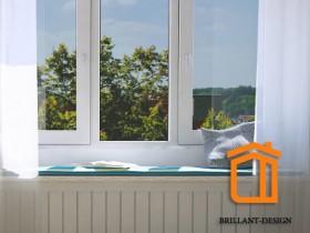 Переваги квартир з вікнами ТМ КОРСА
