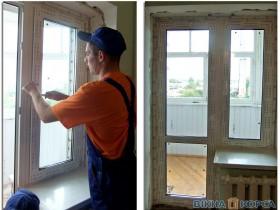 Теплий монтаж металопластикових вікон
