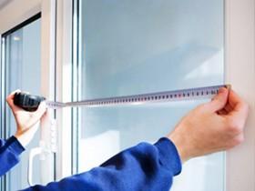 як правильно заміряти пластикові вікна