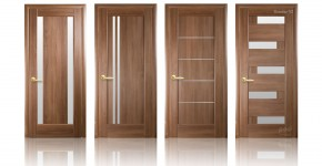 Міжкімнатні двері MDF-HD