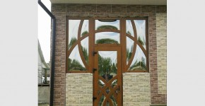Эксклюзивные окна металлопластиковые