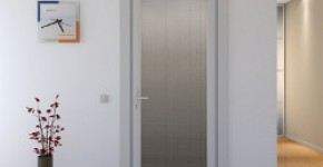 Пластикові міжкімнатні двері