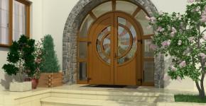 вхідні та міжкімнатні двері КОРСА