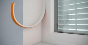 Що таке нащільник для вікон