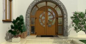 нестандартні двері