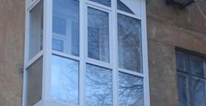 Скління балкону