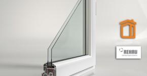 вікна REHAU Brillant Design