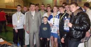 Чемпіонат з рукопашного бою в Слов'янську