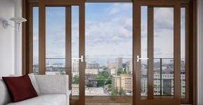 Раздвижные окна на балкон и раздвижные двери для дома и квартир