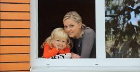 пластиковые окна для частного дома или коттеджа