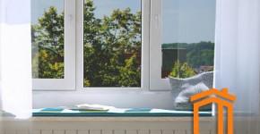 Преимущества квартир с окнами ТМ КОРСА