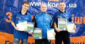 ТМ Корса-генеральний спонсор тенісного турніру