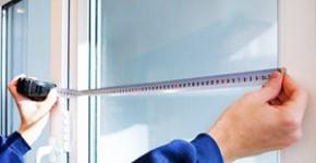 как правильно замерить пластиковые окна