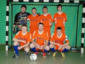 Футбольная команда КОРСА Ивано-Франковск