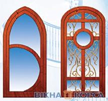 каталог продукції Вікна КОРСА