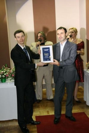 """ТМ """"Вікна КОРСА"""" – переможець конкурсу """"Народный бренд"""" 2010"""
