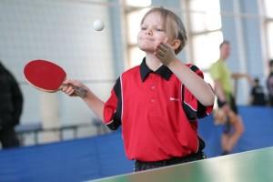Открытый Чемпионат Винницкой области по настольному теннису