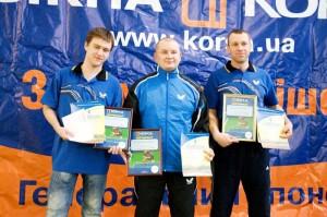 ТМ Окна КОРСА-генеральный спонсор теннисного турнира