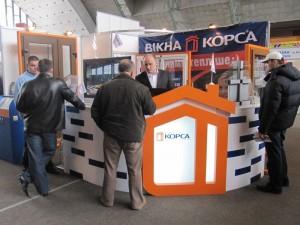 Выставка окон во Львове