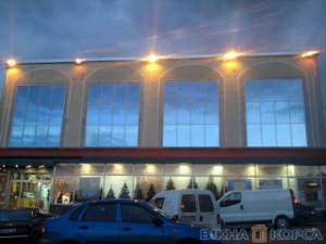 Алюминиевые окна от ТМ КОРСА