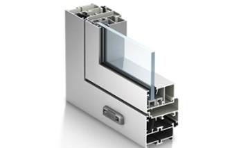 Алюминиевые окна Корса
