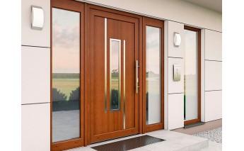 Декор-панели для входных дверей